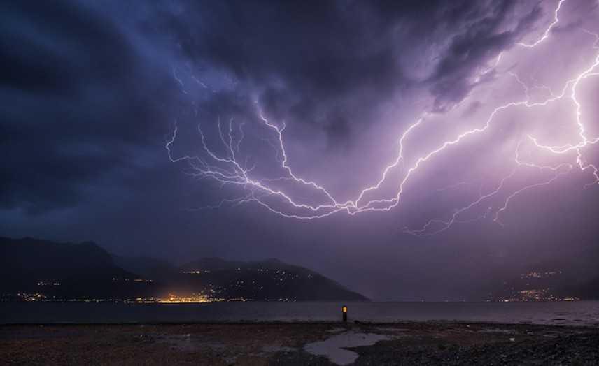 Meteo: Allerta in 8 regioni, previsioni su Nord Centro, Sud e Isole