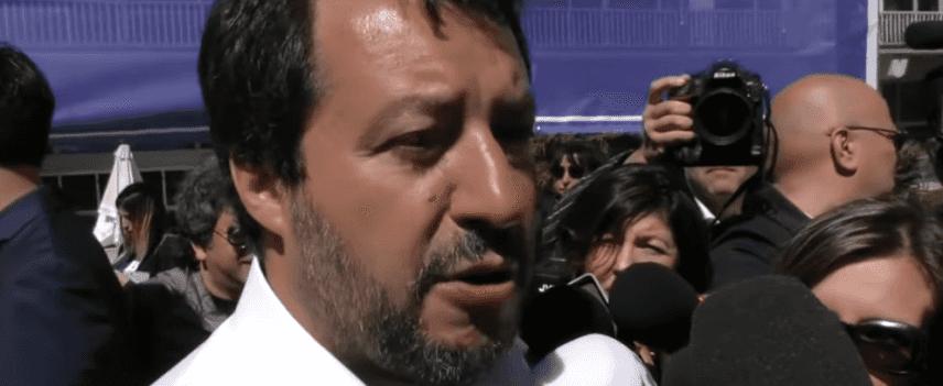 Catanzaro, pranzo con il ministro Salvini, dichiarazione di Raffaele Mostaccioli