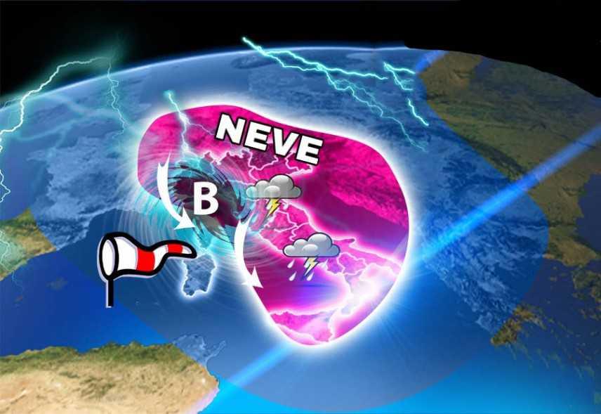 Allerta Meteo: ciclone scandinavo ecco dove colpirà, previsioni su Nord, Centro, Sud e Isole