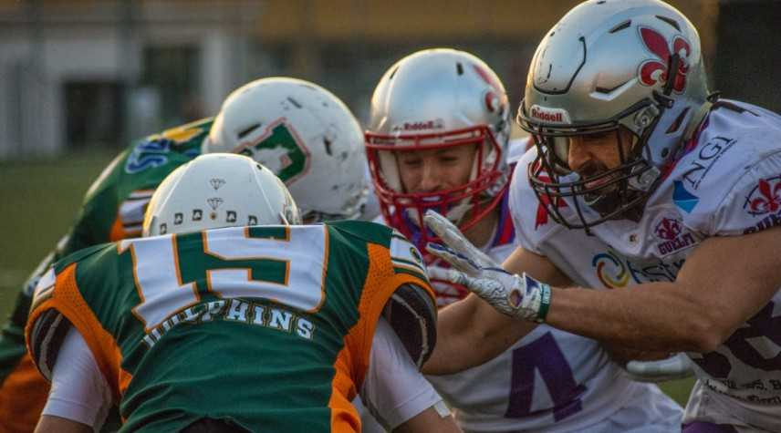 Fidaf. Panthers, Guelfi e Warriors padroni della Weer 8