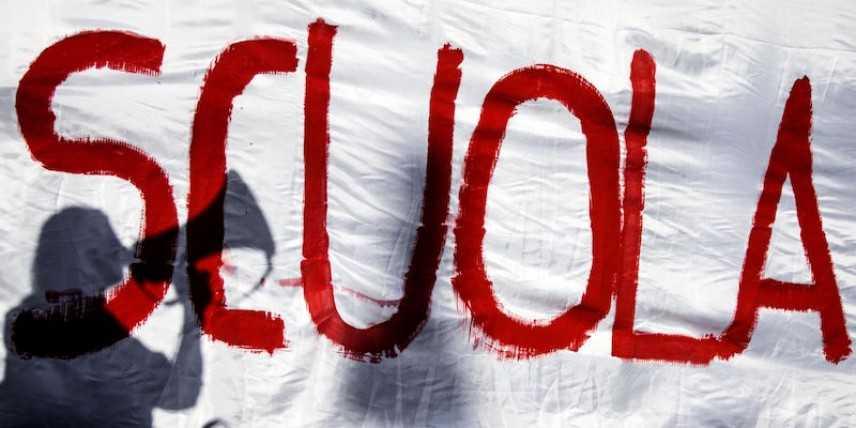 Scuola: sciopero e manifestazione di alcune sigle sindacali