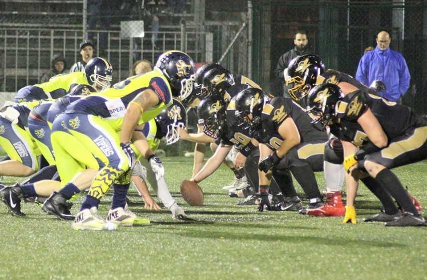 Fidaf. campionato 2° divisione - Week 11