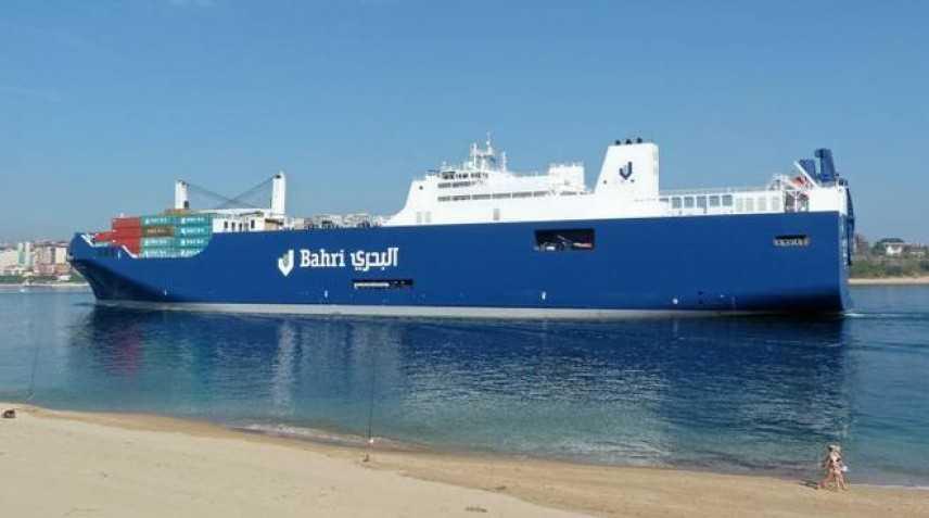 Cargo con armi: Bahri Yambu attraccata in porto Genova