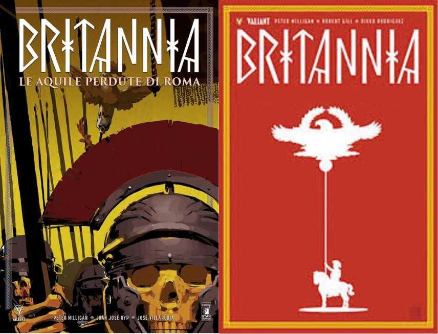"Terzo volume Star Comics per ""Britannia"""