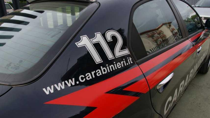 Operazione Carabinieri, sequestro auto, usate per rapine e furti, 40 indagati e 10 arresti