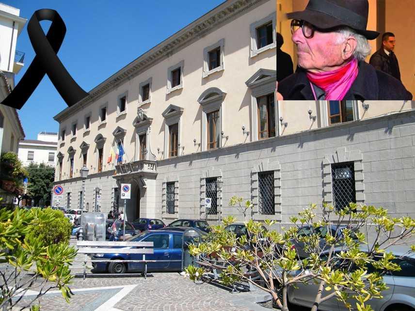 "Catanzaro. Morte Saverio Rotundo ""U Ciaciu"" camera ardente al San Giovanni"