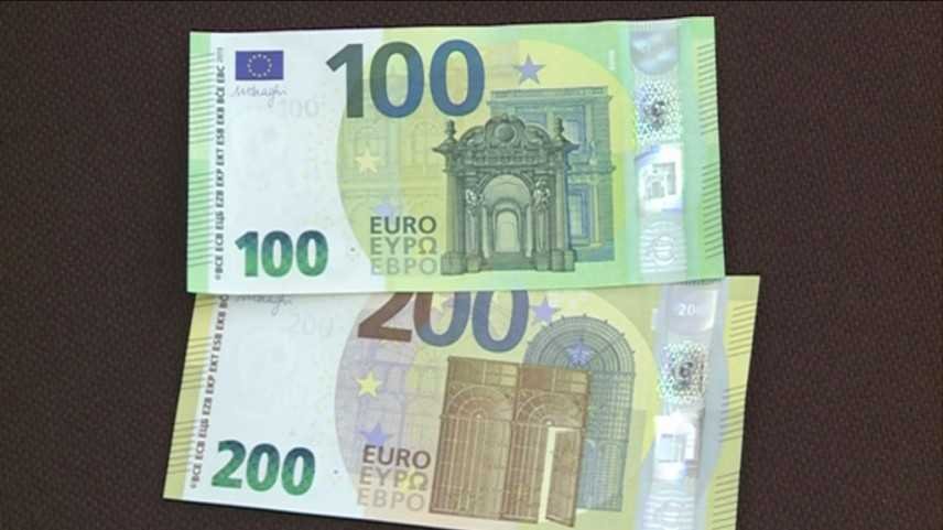 Da oggi banconote da 100 e 200 euro. Ecco come riconoscere il falso
