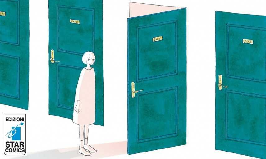 Note dall'appartamento 107 poesia a fumetti che fa bene all'anima