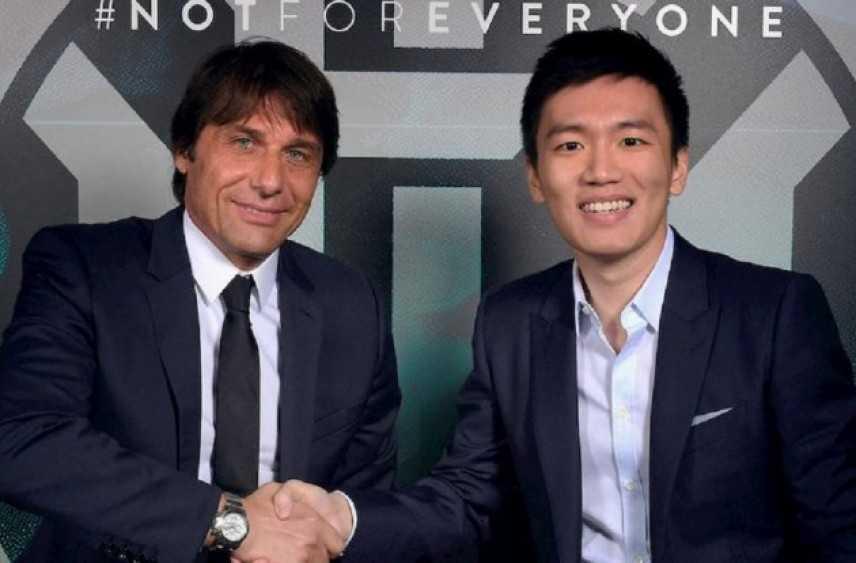 Calcio: Inter ufficializza Conte, benvenuto in famiglia