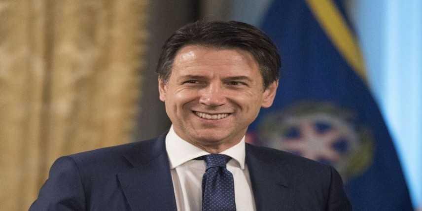 Il Presidente del Consiglio Giuseppe Conte pronto alle dimissioni
