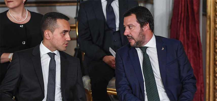 Di Maio, Salvini venga al tavolo per un'agenda condivisa Noi siamo leali