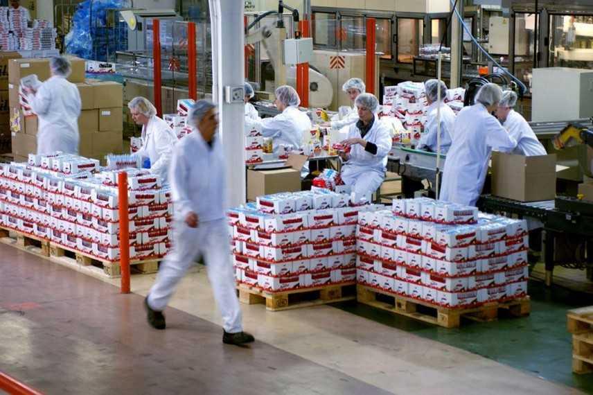 Francia, sciopero a oltranza per i dipendenti della Nutella