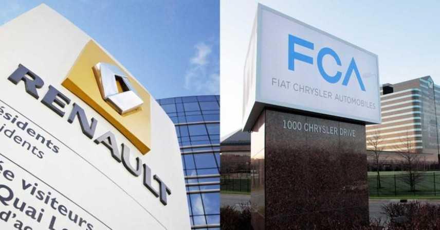 Fca: scivola in pre-apertura Borsa dopo stop Renault