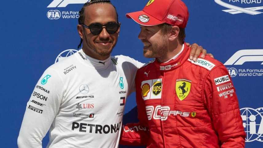 """F1. Hamilton spera in """"una battaglia seria"""" mentre accoglie la sfida della Ferrari in Canada"""