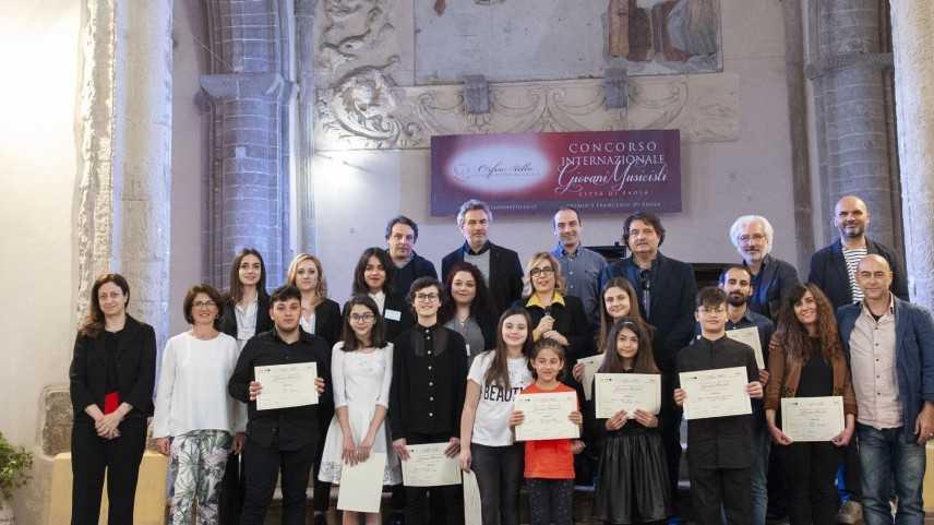 Grande successo per il XVII Concorso Internazionale Giovani Musicisti Città di Paola