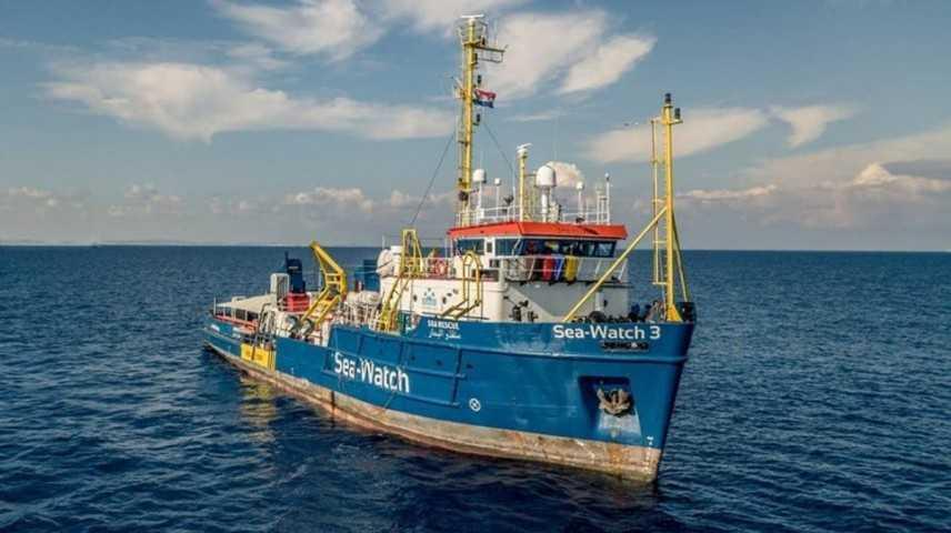 L'Ue sulla vicenda Sea Watch, la Libia non é un porto sicuro.