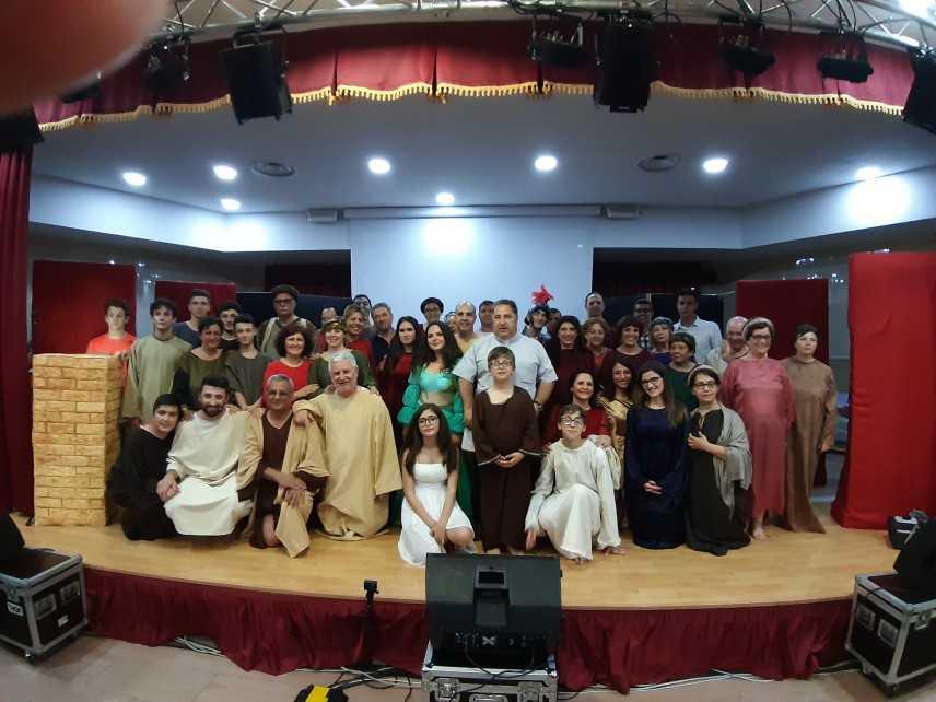 Catanzaro: Parrocchia San Francesco da Paola protagonisti del Musical 'Eccomi' Video