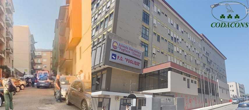 Codacons: Oggi ambulanza non arriva, morto a 20 metri dall'Ospedale Ancora un disservizio sanitario,