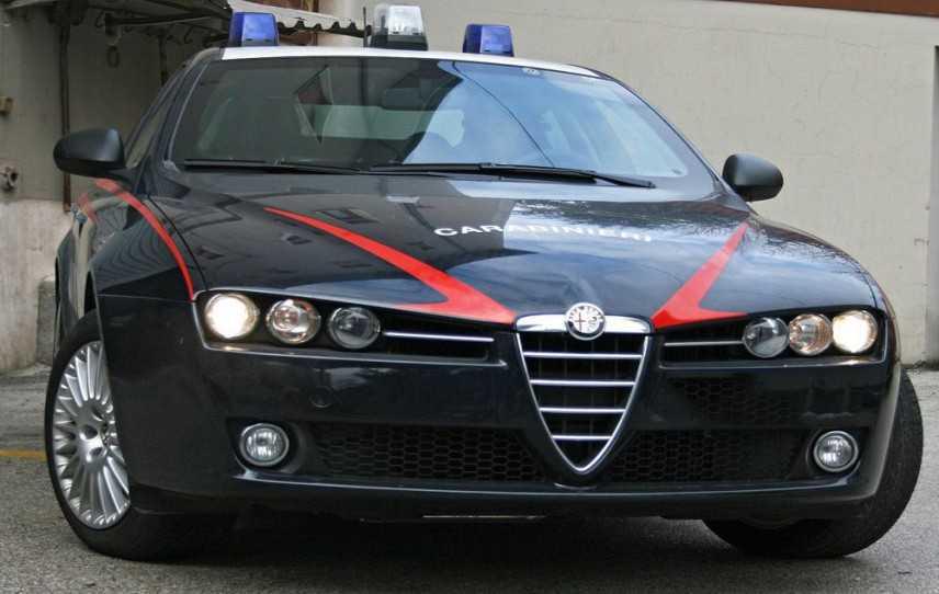 Uccide moglie: carabinieri fermano il marito