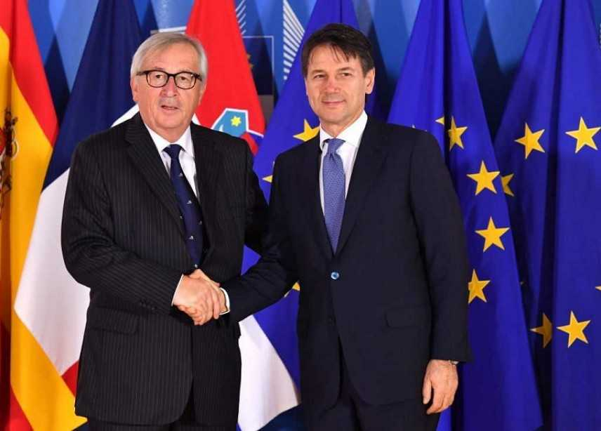 Conte invia lettera a Commissione UE: chiesto equilibrio tra stabilità e crescita