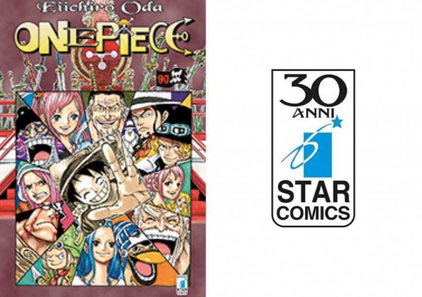 Arriva il n. 90 di One Piece e........