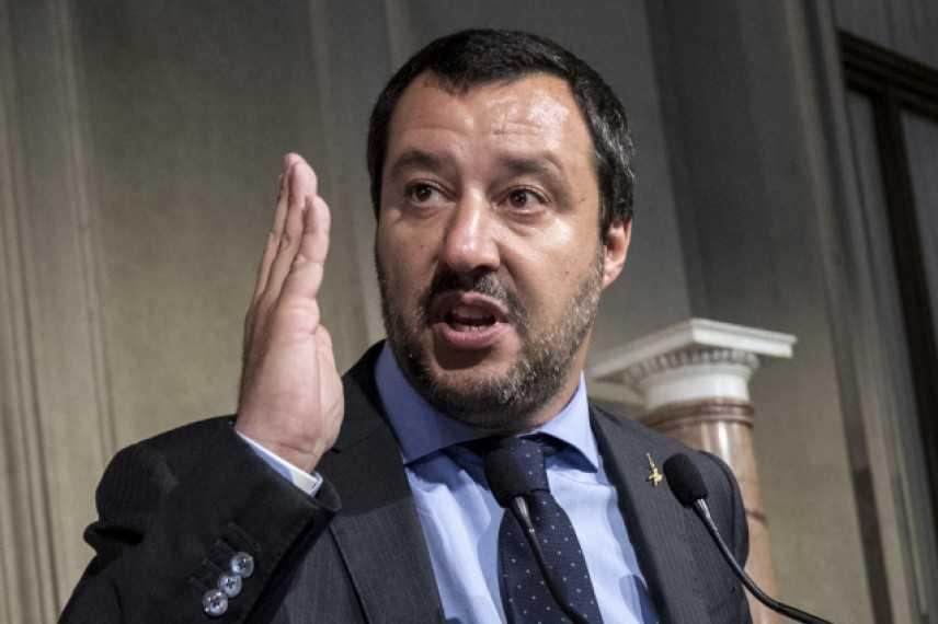 Salvini, giù le tasse per dieci miliardi o me ne vado
