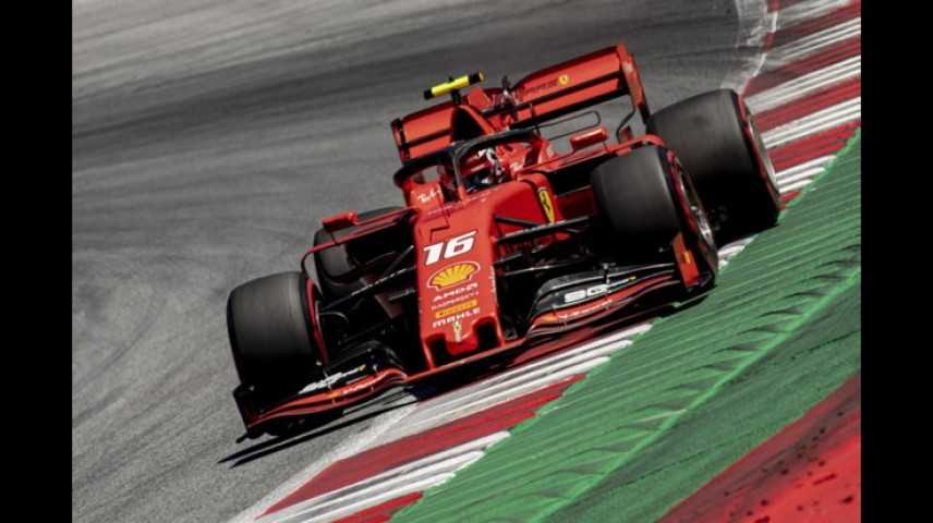 F1: Austria; Ferrari Leclerc vola in pole, Hamilton secondo