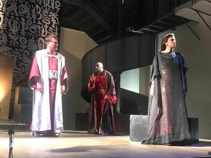 Antigone di Sofocle, grande successo per il Teatro di Calabria