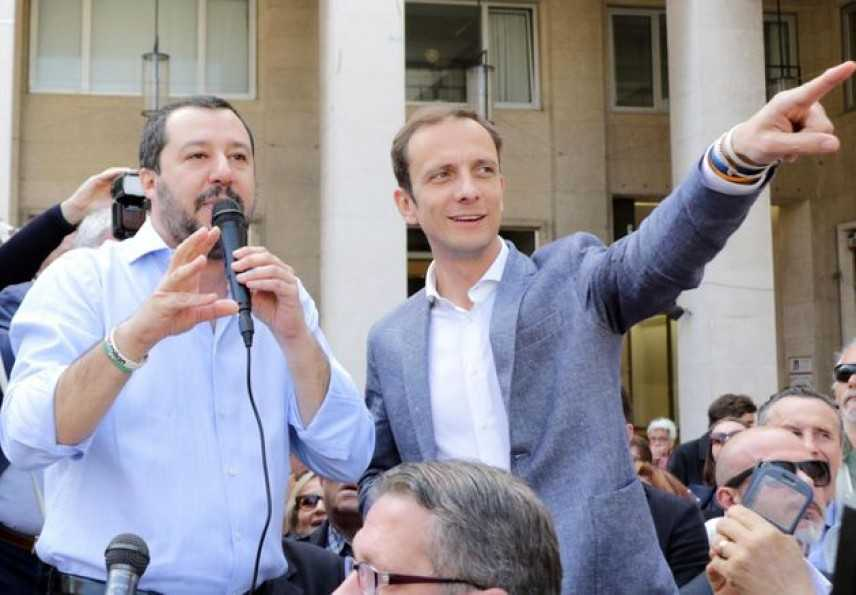 Migranti: Salvini vede Fedriga, stop ad arrivi da est