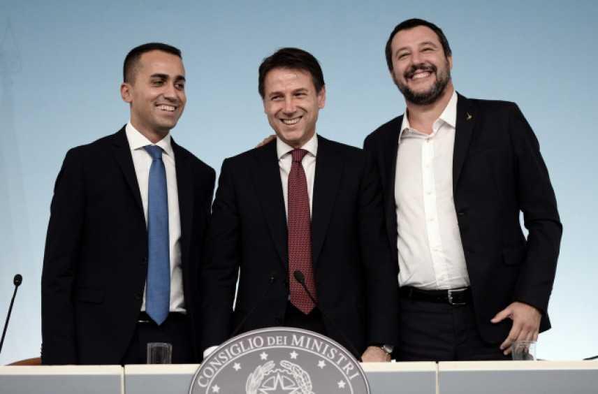 Incontro Conte, Di Maio e Salvini a latere vertice su Autonomia