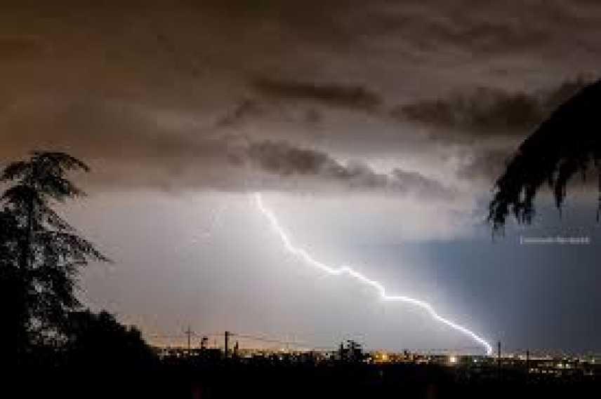 Maltempo: allerta gialla per temporali. Piemonte, Lombardia, Veneto, Fvg, Emilia Romagna