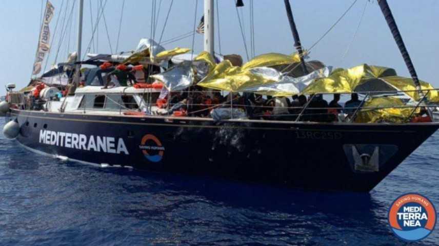 Migranti: Mediterranea, noi arrivati prima di Gdf 'Sequestro nave e indagine? Ci siamo già rivolti a