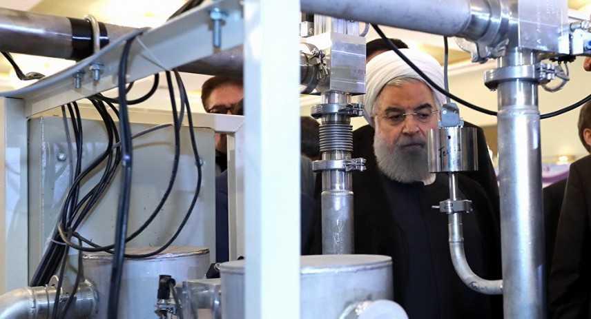 Iran: arricchimento dell'uranio in corso