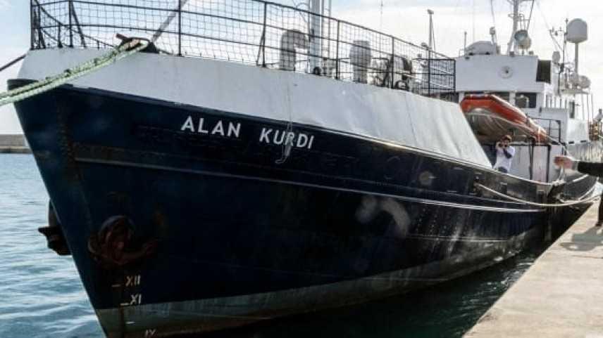 Alan Kurdi soccorre 44 migranti, 'arriva nave Malta'. Ong Sea-Eye, 'Marina maltese li porterà a terr