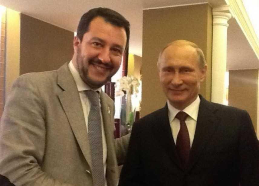 Fondi russi alla Lega: Procura Milano apre inchiesta per corruzione internazionale