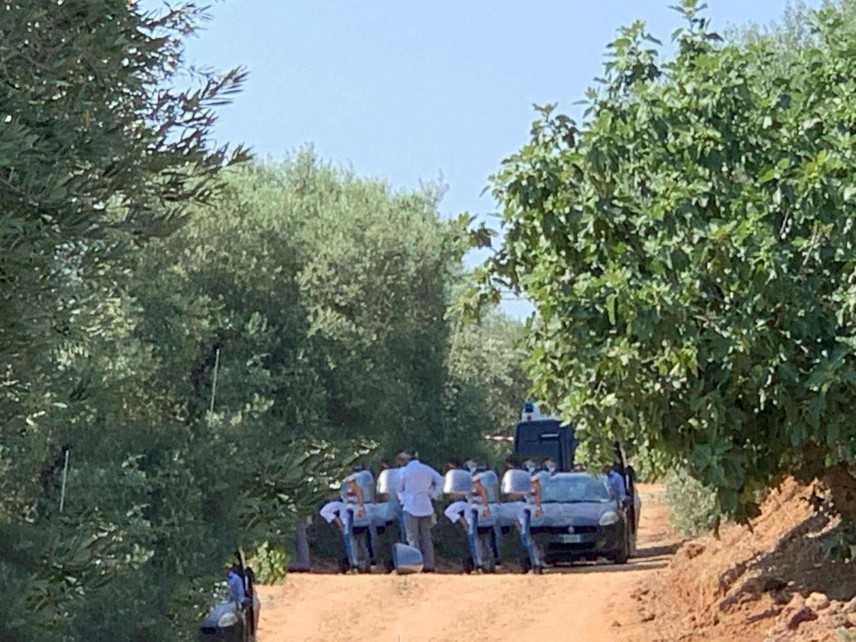 Duplice omicidio in Calabria: usati Kalashnikov e pistola