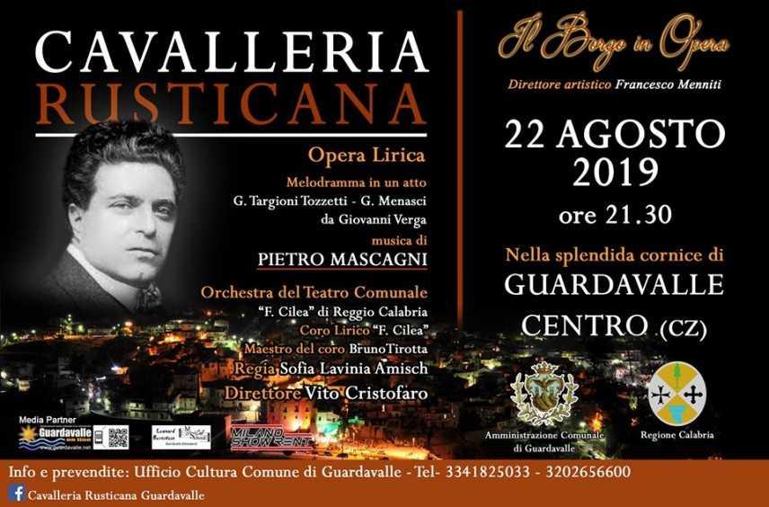 Il Borgo di Guardavalle (CZ) si dà all'Opera.