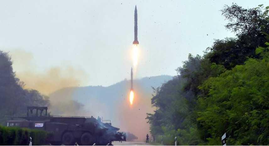 La Corea del Nord lancia altri due missili: tornano le tensioni con USA e alleati