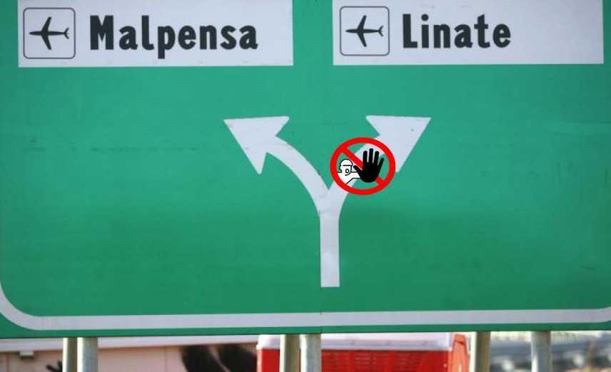 Linate Chiude, Malpensa al via, decollato primo volo