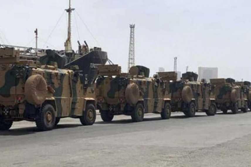 Attacco contro lo scalo di Misurata, nessun militare italiano ferito