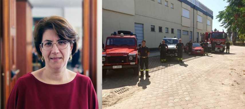Abate (M5S Senato): Presidio vigili del fuoco Schiavonea