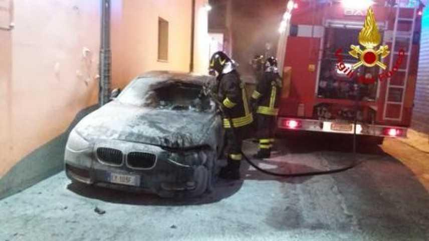 Altro attentato in Sardegna, Incendiata vettura primo cittadino Cardedu