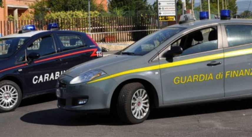 'Ndrangheta: danneggiamenti nella Locride, 10 fermi. Operazione carabinieri e guardia di finanza