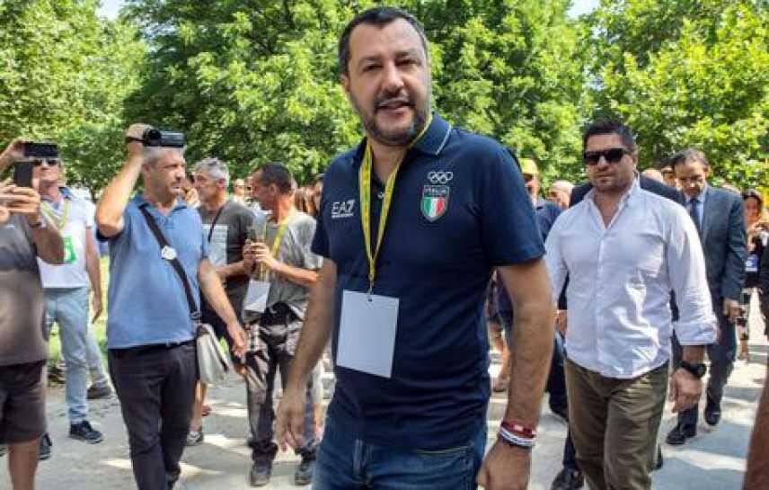 Salvini, ridiscutere Dublino sarebbe segnale positivo da Ue