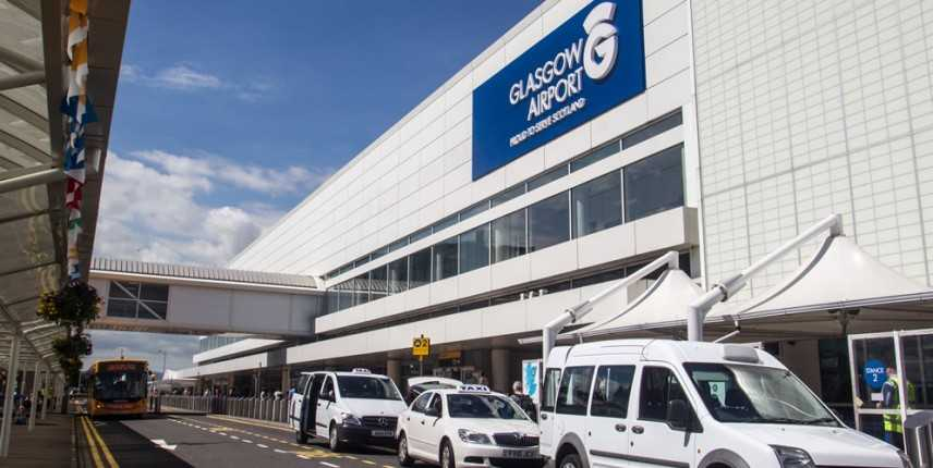 Due piloti arrestati a Glasgow, positivi ad alcol test