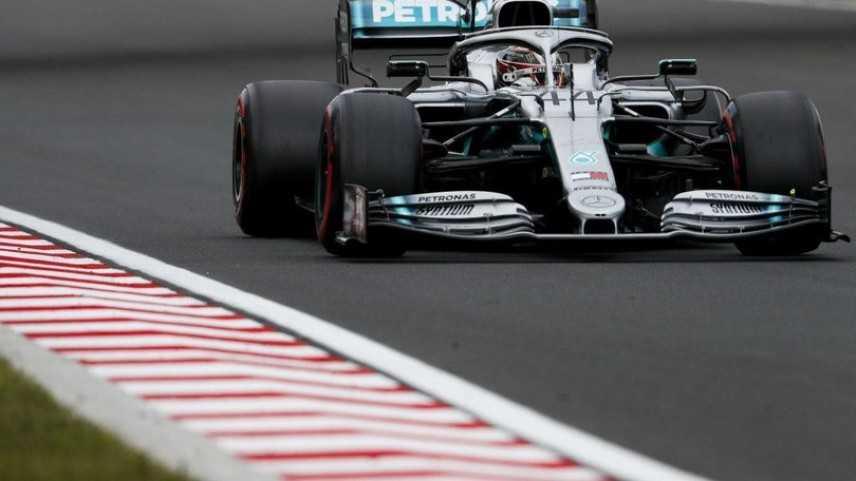 F1: Ungheria, vince Hamilton, seconda la Red Bull di Verstappen, terza Ferrari Vettel, quarto Lecler