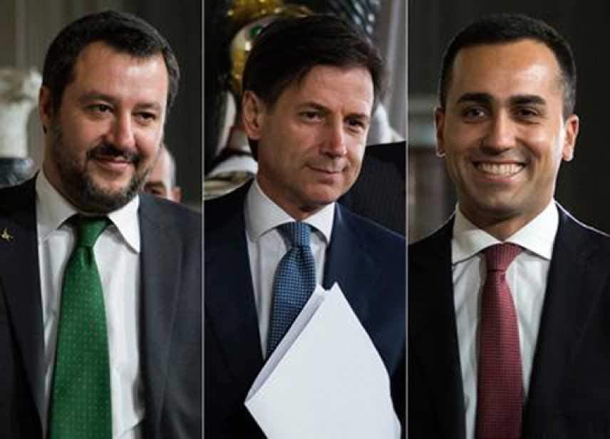 Ultimatum Salvini a Conte e Di Maio, intese in fretta o crisi