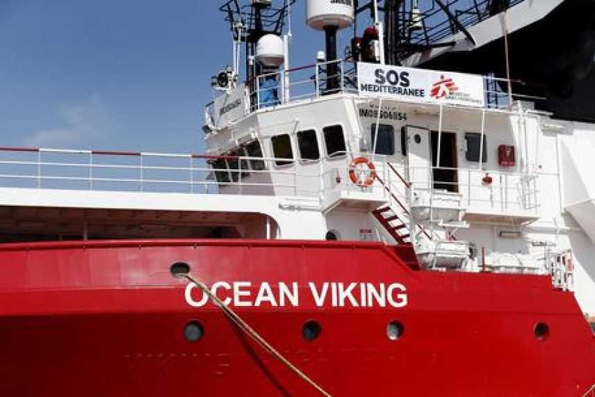 Migranti: Malta nega rifornimenti a Ocean Viking. La nuova nave di Sos Mediterranee