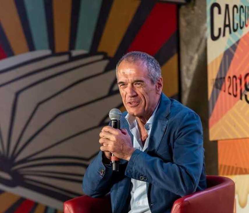Premio Letterario Caccuri 2019, è Carlo Cottarelli  il vincitore
