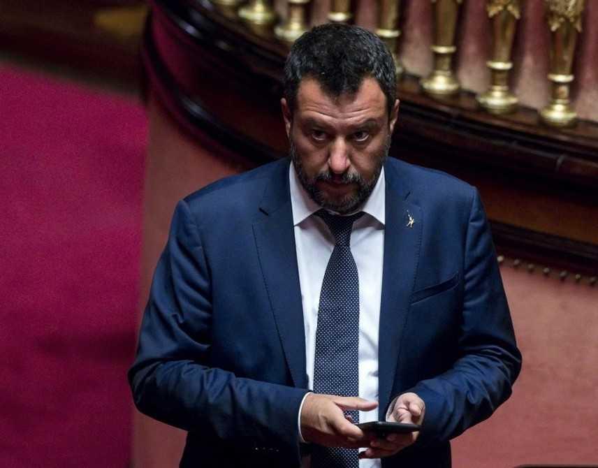 In diretta dal Senato, si vota la calendarizzazione della crisi, le parole di Salvini Video